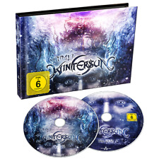 WINTERSUN - TIME I   CD + DVD  ROCK HEAVY METAL  NEW!