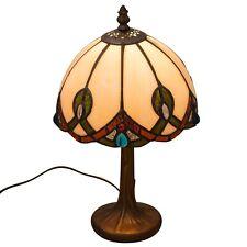 Tischlampe Schreibtischlampe Lampe Tiffany-Stil Leuchte Antik-Stil (i)