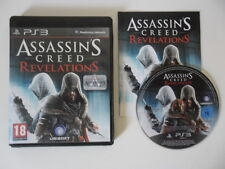 ASSASSIN'S CREED REVELATIONS - PLAYSTATION 3 - JEU PS3 COMPLET