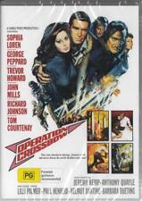 OPERATION CROSSBOW (Sophia Loren)  -   DVD - UK Compatible -sealed