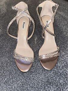 ladies dune sandals size 6