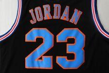 Cosplay Space Jam Tune Squad #23 Jordan Basketball Jersey S M L XL XXXL 2 Colors