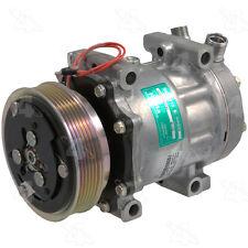 Four Seasons 58581 Air Conditioning Compressor New Aluminum SD709 R-134A Each
