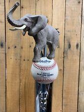 OAKLAND A's Baseball Tap Handle Elephant Beer Keg MLB Baseball