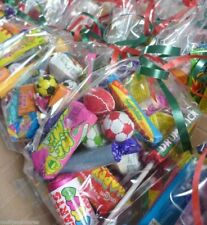 RETRO SWEETS GIFT BAG / READY MADE PARTY BAGS x 10