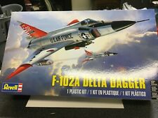 Revell 1/48 scale F-102A Delta Dagger model airplane kit