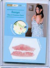 JAPANESE IDOL 2014 HIT'S Saaya KISS & COSTUME CARD 58/75