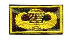 Aufnäher Fallschirmjäger Airborne US Army Special Forces Patch Air Force