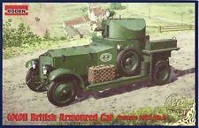 Roden 1/72 (20mm) Rolls Royce Mk I Armoured Car 1920 Pattern