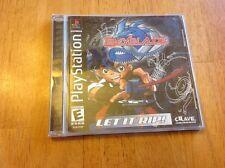 Beyblade: Let it Rip  (Sony PlayStation 1, 2002)