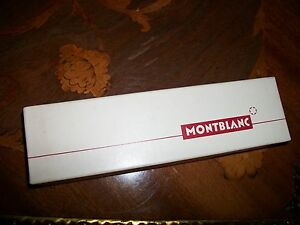 1950's VINtage MONTBLANC BoX New OLD Stock