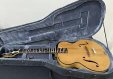 Vintage Paramount Challanger Archtop Acoustic Guitar