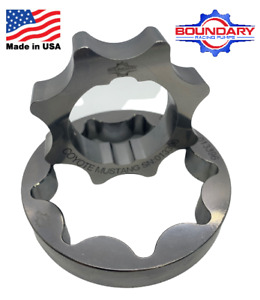 Ford Coyote Boundary Billet Oil Pump Gear Set USA made