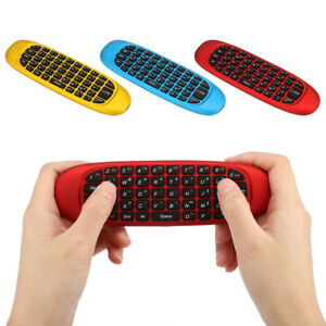 Universal Wireless Keyboard Touchpad for iOS Android Windows Portable Backlit AF