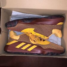 Adidas Pro Bounce Low Madness Low 2019 ASU Maroon Yellow G26180 Size 13 CS1128