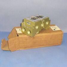 "ROSS 3/4""NPT MANIFOLD VALVE 555K91 *NEW, IN BOX* *PZB*"