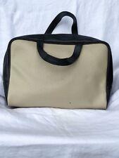 Ladies Jones New York Multipurpose Carrying Case  Stylish Two-Toned Light-Weight