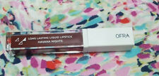OFRA Cosmetics Long Lasting Liquid Lipstick Havana Nights red Fll Sz $20 Retail