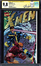 X-MEN #1 CGC 9.8 WHITE SS STAN LEE SPECIAL COLLECTORS ED CGC #1227816005
