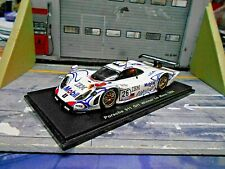 PORSCHE 911 GT1 EVO Le Mans Winner 1998 #26 McNish Aiello Mobil IBM Spark 1:43