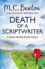 **NEW PB** Death of a Scriptwriter by M. C. Beaton (Paperback, 2013)