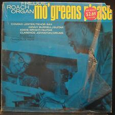 FREDDIE ROACH mo' greens please LP VG+ BST 84128 Van Gelder Vinyl Blue Note