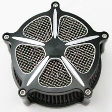 Motorcycle Air Cleaner Intake Filter For Harley Sportster XL 883 1200 48 72 MC85