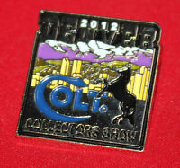 COLT FIREARMS FACTORY 2012 CCA Pin