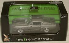 CARS : SHELBY MUSTANG MADE BY YAT MING - 1/43 SCALE DIE CAST MODEL