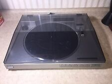 Vintage 80s SONY PS-LX510 Linear Tracking Fully Automatic Stereo Turntable