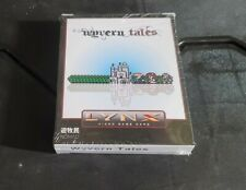 Brand New Atari Lynx Wyvern Tales *Extremely Rare* only one on ebay!