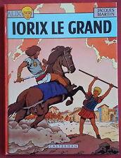 ALIX BD EO  IORIX LE GRAND  JACQUES MARTIN  TTBE+