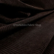 Unbranded Corduroy Striped Craft Fabrics