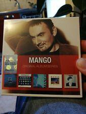 Original Album Series [Box Set] by Mango (Giuseppe Mango) (CD, Oct-2010, Warner…