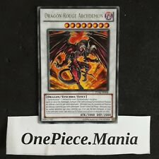 Yu-Gi-Oh! Dragon Rouge Archdémon TU06-FR008