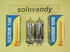 4pcs. x 6S19P-V in the box triode tube voltage regulator military one date USSR
