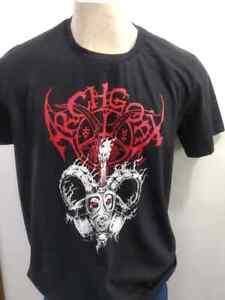 Archgoat - T-Shirt Moonblood Beherit Sadogoat Katharsis Proclamation Teitanblood