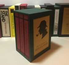 ~ The Adventures Of Sherlock Holmes ~ Concealed Compartment Custom Book Safe Box