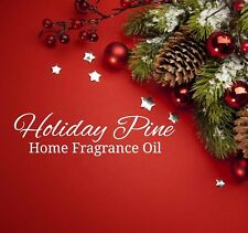 Holiday Pine Home Fragrance Aromatherapy Diffuser Warmer Burning Oil