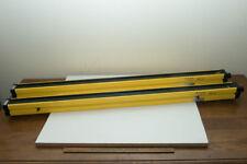 Allen Bradley 440L-P4B0900 N Presence Sensing Safety 900 mm Curtains Lot GuardSh