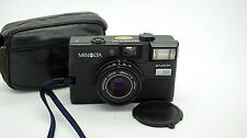 Minolta HI-MATIC GF 35mm Film Camera K6