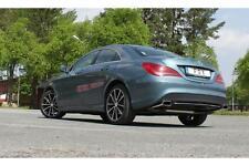 FOX re/li Sportauspuff Mercedes CLA 180 200 250 145x60mm mit EG Gen.