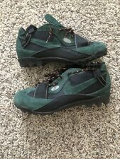 Nike Y2-3 Cycling Shoes 7.5 Rare Vintage 90 ACG 96046 Green Suede Mountain Bike