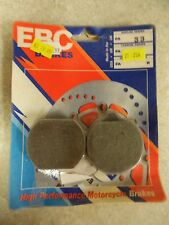 fa33 ebc new Kawasaki Road Bike Front Brakes for front only    77-78 1000LTD+