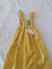 Mini Boden dress polka dot floral girls 2-3 years