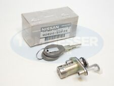 JDM Genuine OEM Nissan S13 Silvia Kouki Rear Lock Cylinder and Keys 240SX 180SX