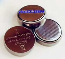 2 PCS x CR2050 Coin Cell Button Battery 3V Li-ion new