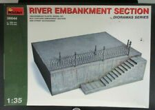 Miniart 1/35th Scale River Embankment Section Kit No. 36044