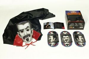 Frank Zappa Halloween 81: Live At Palladium NY 6 CD Box NEW Limited Mask Costume