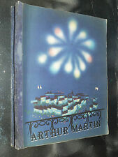 Catalogue ARTHUR MARTIN Poele Chauffage 1938 brochure book Album